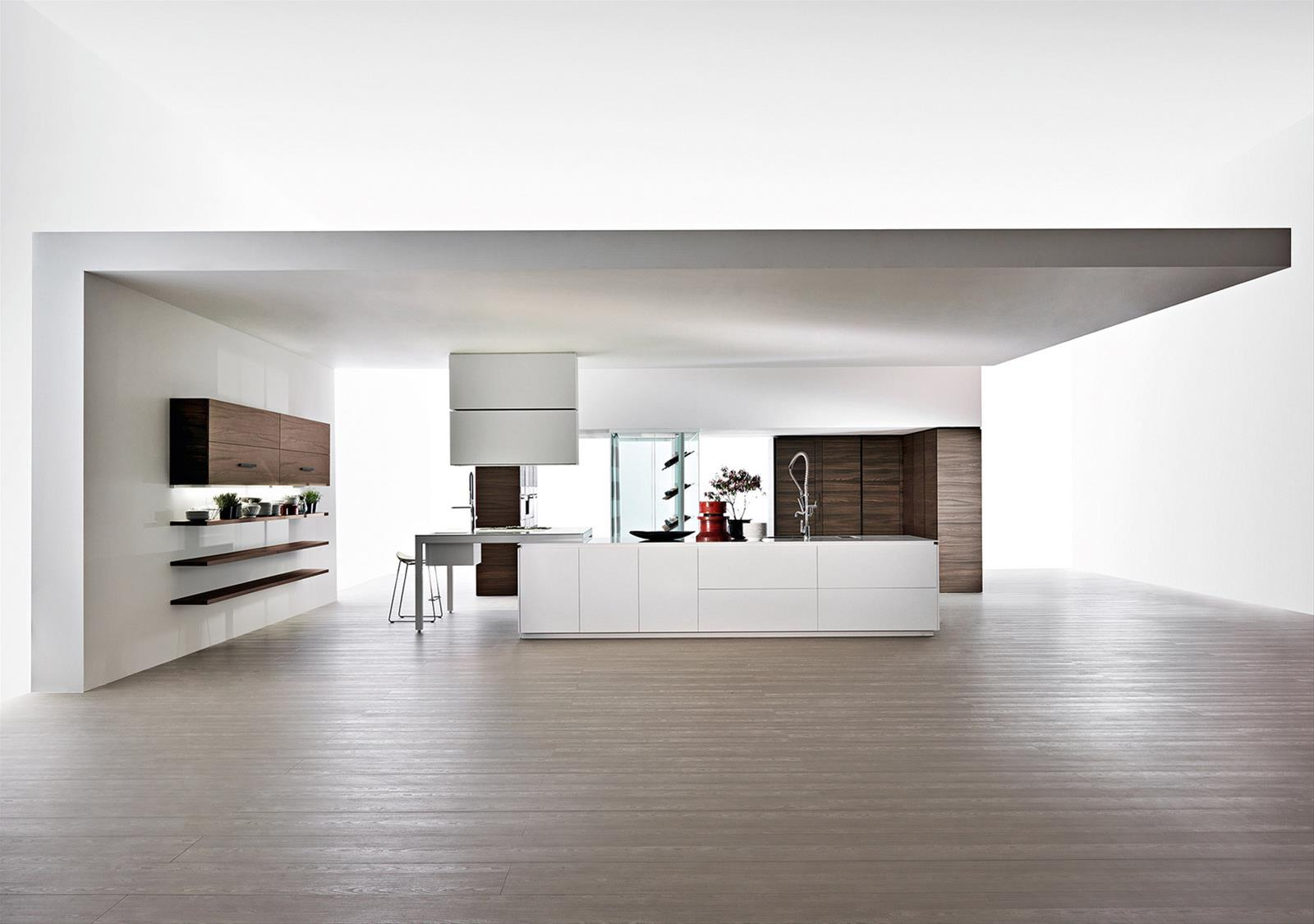 Contemporary Luca Italian Kitchen Picture Collection - Kitchen ...