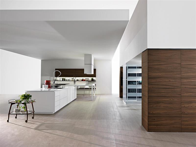 italian modern kitchen