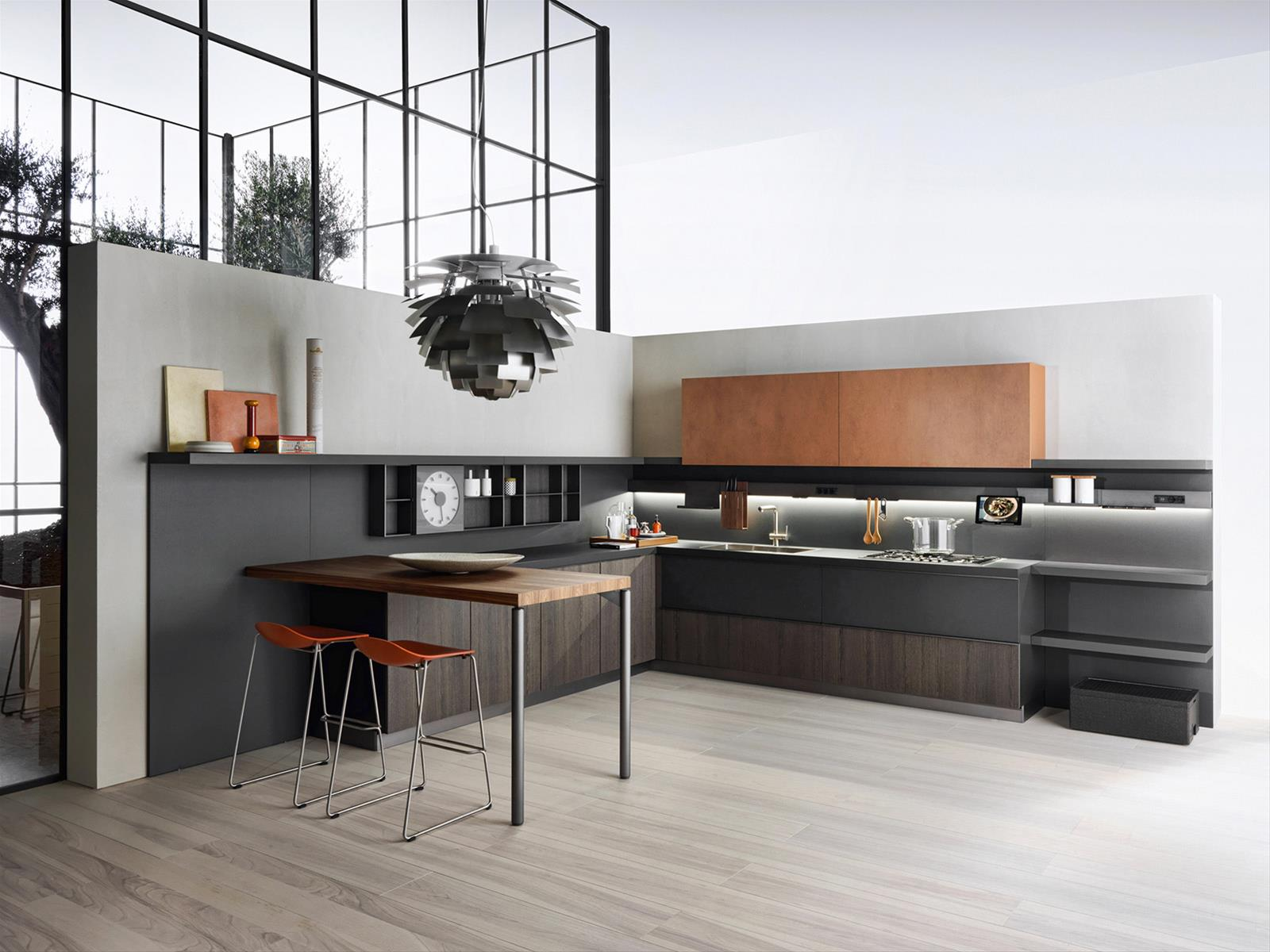 Modern Design Kitchen