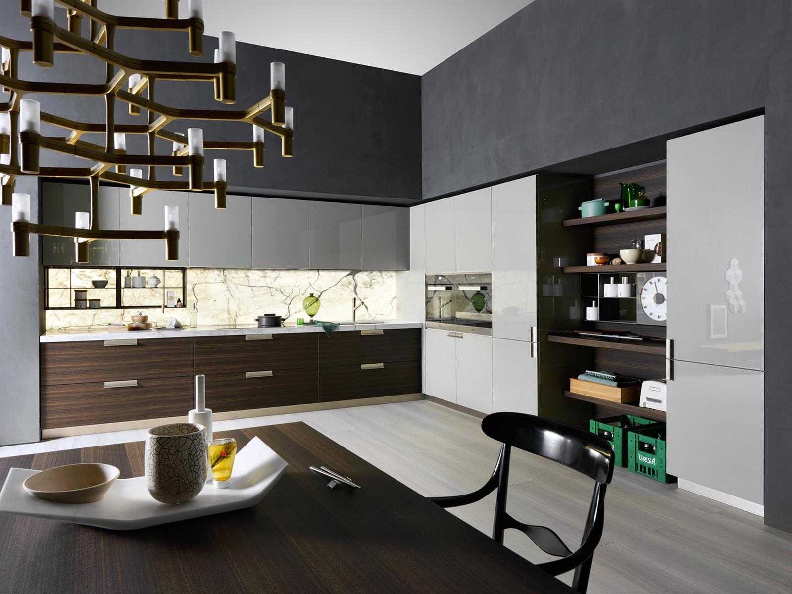 Indada dada cucine cucine design moderno nicola gallizia for Cucine design