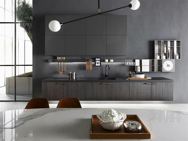 italian designer kitchen