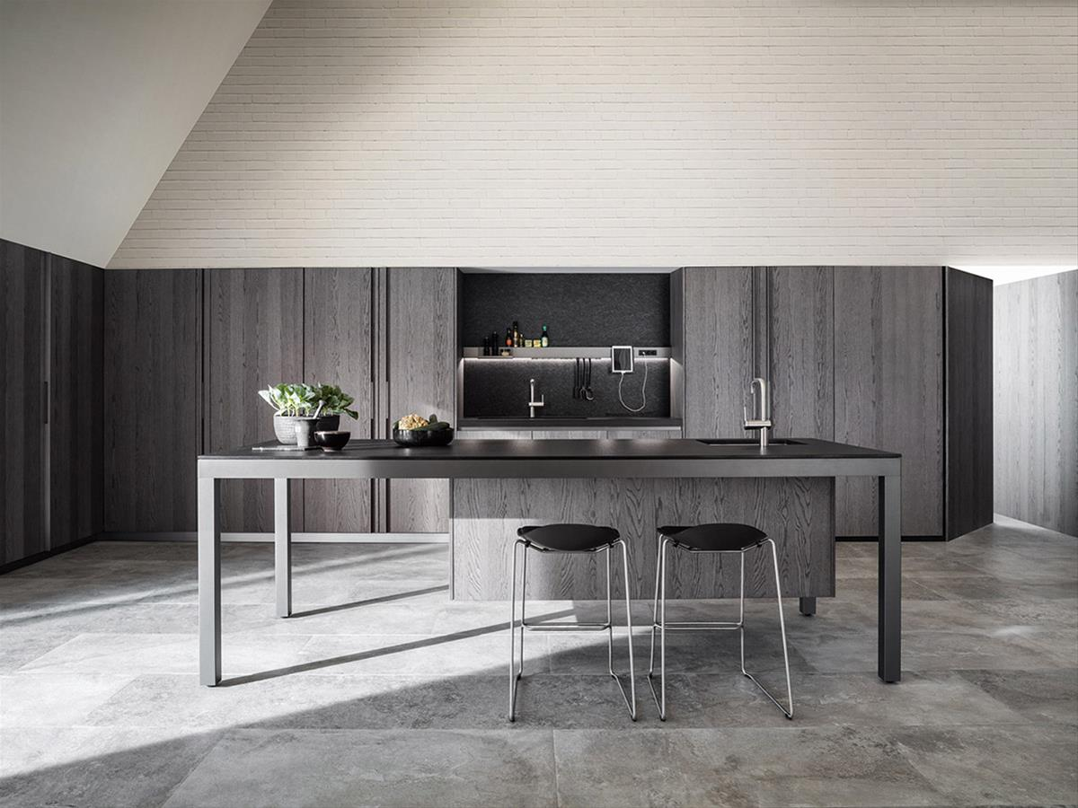 Island Kitchen Designs Are Filter For Kitchen Living