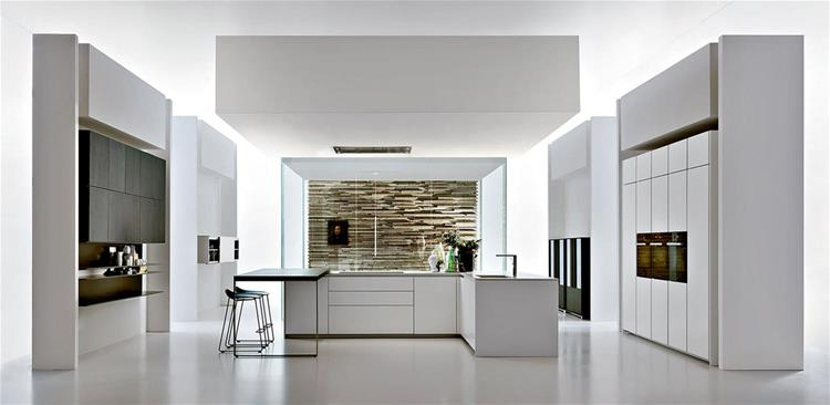 island kitchen designs white with island