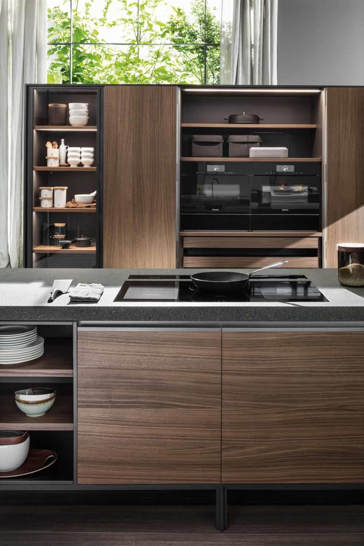 Le essenze per cucine di design in legno | DADA