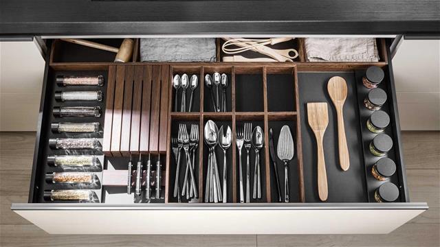 Gli accessori Dada per una cucina di design | DADA