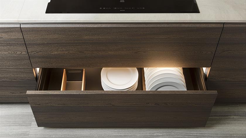 Gli accessori Dada per una cucina di design   DADA