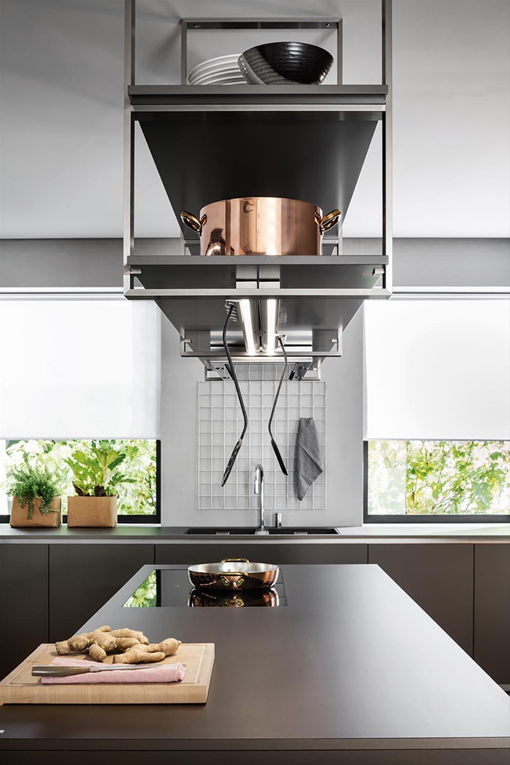 Cucine in acciaio per la casa del 2018