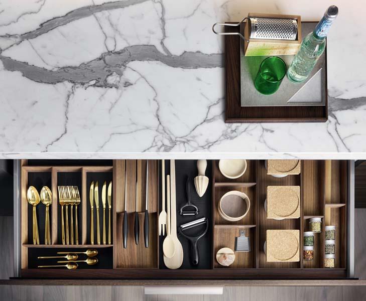 Gli accessori cucina Dada: il meglio per ogni cucina