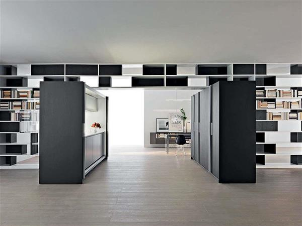 one of the best modern italian kitchens tivalì by dante bonuccelli a grey minimal concealed kitchen