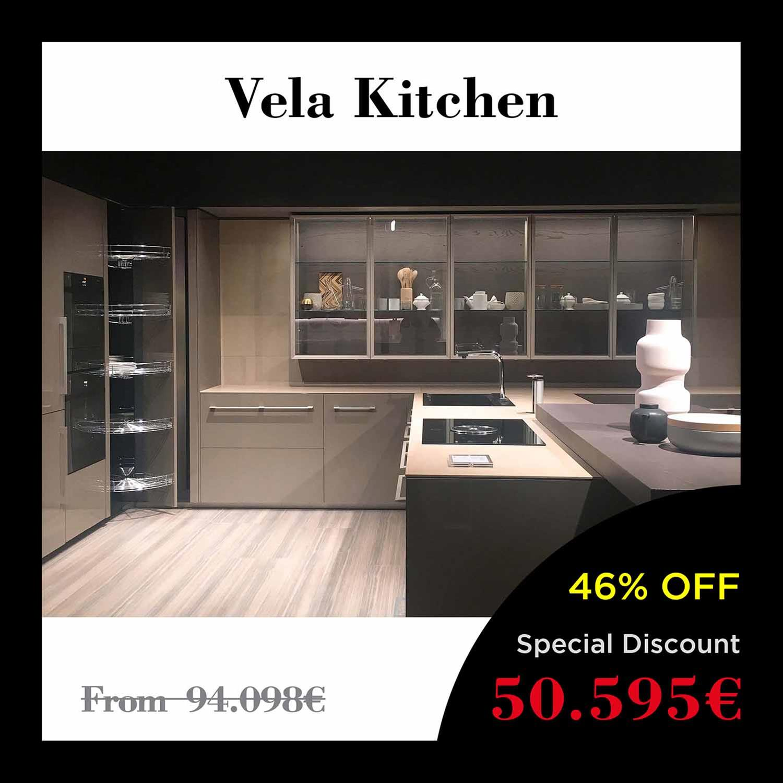 Dada Kitchen Outlet, prices at 50% | Dada Milano