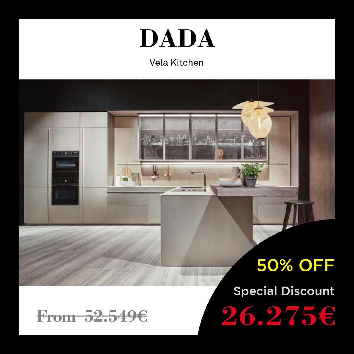 Dada Kitchen Outlet Prices At 50 Dada Milano