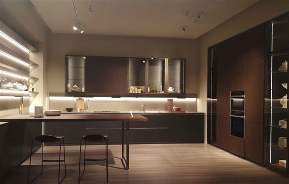 dada kitchen price italian discount offer best high-end molteni group prime design showroom milan