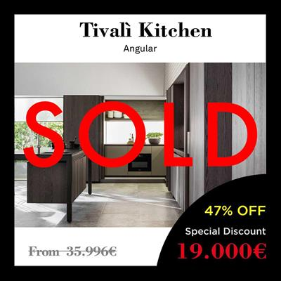 dada kitchen price italian discount offer best high-end molteni group tivali angular showroom