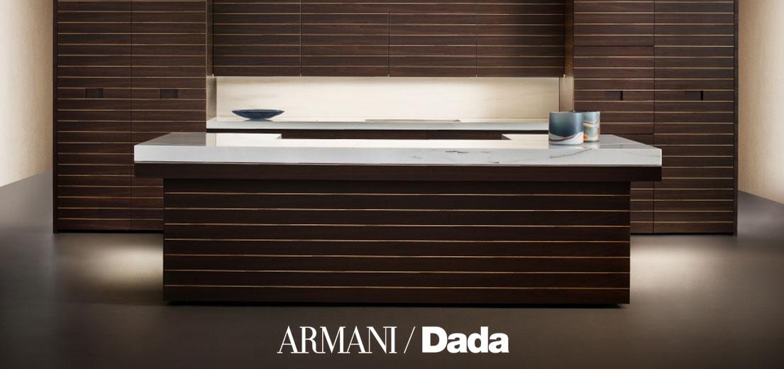 Armani Dada Cucine | Cucine moderne di lusso Armani